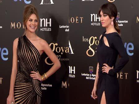 Público TV - Las actrices españolas deslumbran en los Goya