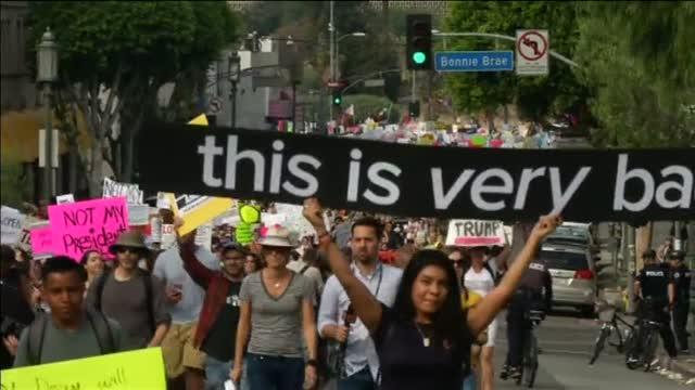 Las protestas no cesan