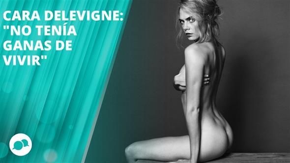 Público Tv Cara Delevingne Posa Desnuda Para Una Revista