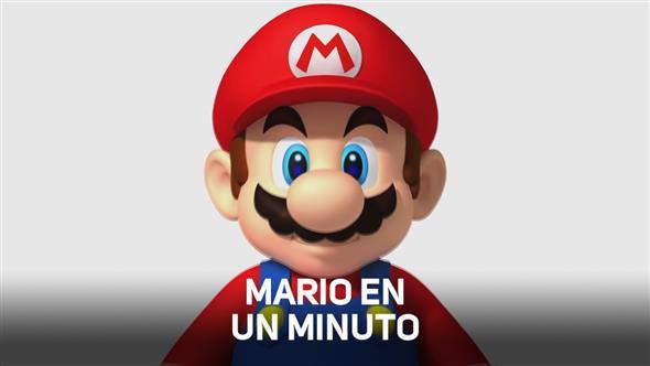 Videojuegos: historia de Mario en un minuto