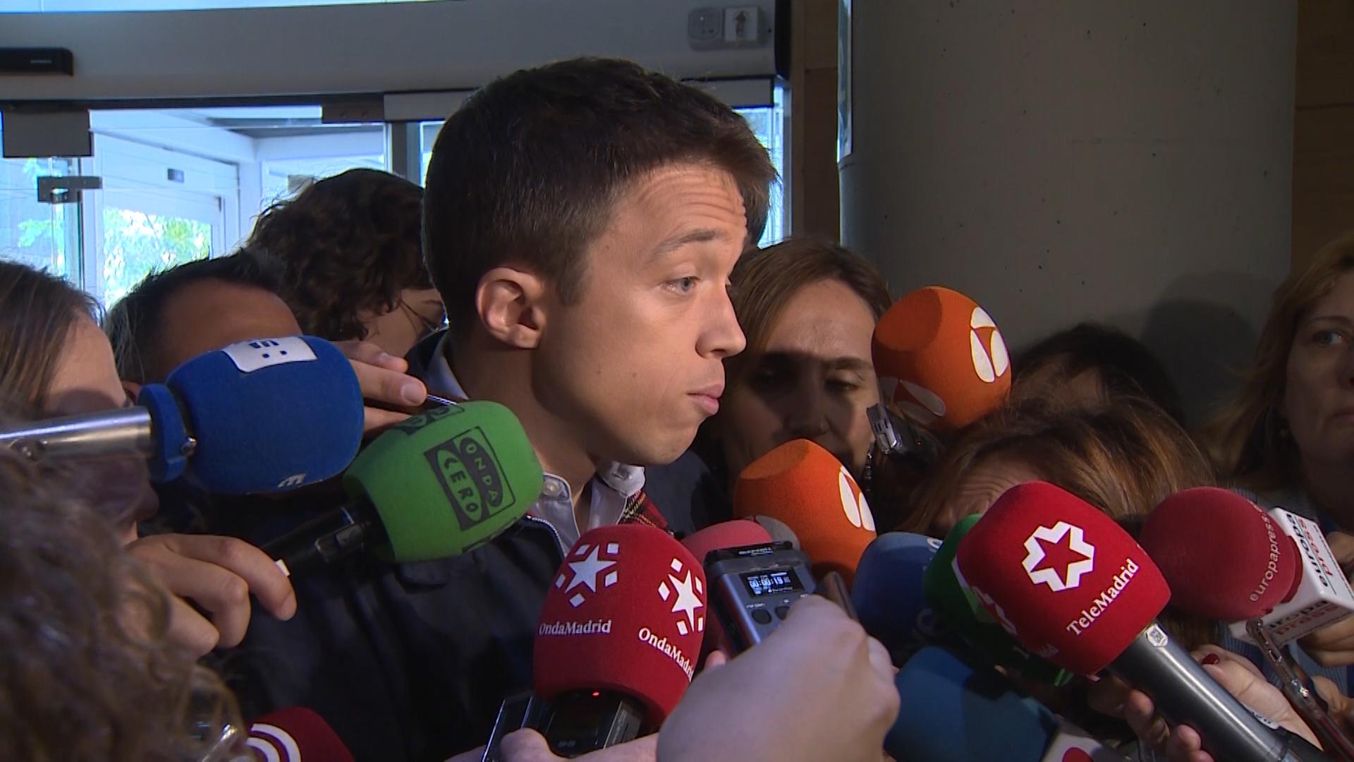 Público Tv - Errejón planteará mañana al PSOE una reunión a tres con Cs