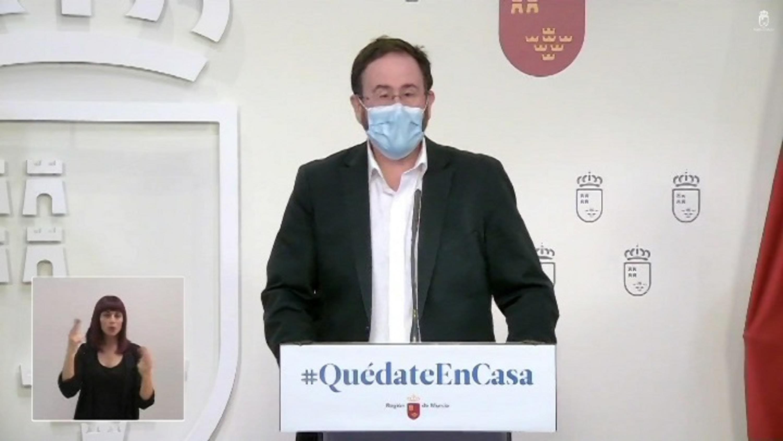 Murcia adelanta el cierre de actividades no esenciales en 8 municipios
