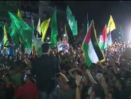 Hamás obtiene mediante las armas el fin del bloqueo de Gaza